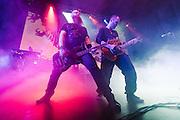 Photos of Icelandic viking metal band Skálmöld performing live at Háskólabíó in Reykjavik, Iceland for the release of their album Með Vættum. January 24, 2015. Copyright © 2015. Matthew Eisman. All Rights Reserved