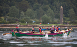 Largs Regatta Week 2015, hosted by Largs Sailing Club and Fairlie Yacht Club<br /> <br /> Firth of Clyde Community Rowing Club ( FOCCRC )regatta , Thistle<br /> <br /> <br /> Credit Marc Turner