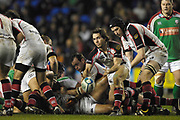 Reading, GREAT BRITAIN,  Issac BOSS, during the third round Heineken Cup game, London Irish vs Ulster Rugby, at the Madejski Stadium, Reading ENGLAND, Sat 09.12.2006. [Photo Peter Spurrier/Intersport Images]