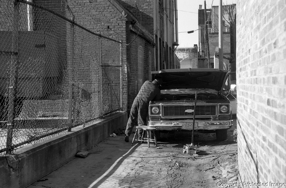 1349 T street NW Washington DC, 1987