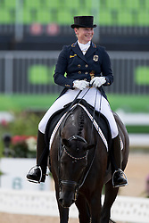 Werth Isabell, GER, Weihegold OLD<br /> Olympic Games Rio 2016<br /> © Hippo Foto - Dirk Caremans<br /> 12/08/16