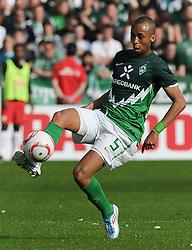 02.04.2011, Weserstadion, Bremen, GER, 1.FBL, Werder Bremen vs VfB Stuttgart, im Bild  Wesley (Bremen #5)  EXPA Pictures © 2011, PhotoCredit: EXPA/ nph/  Frisch       ****** out of GER / SWE / CRO  / BEL ******