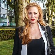 NLD/Hilversum/20150510 - Inloop Coiffure Awards 2015, Fabienne de Vries
