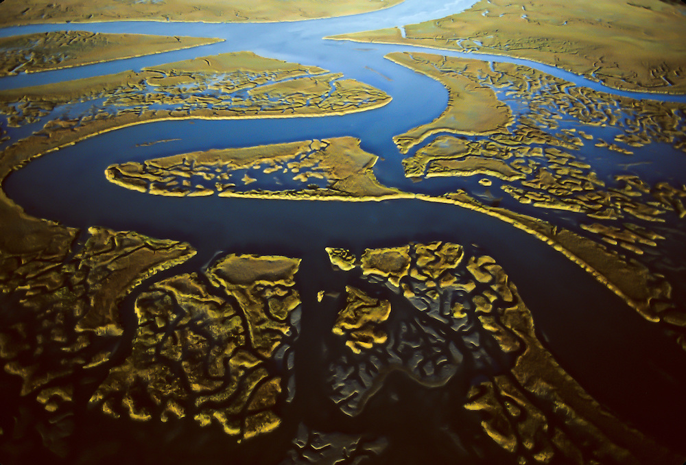 The American Barrier Islands: a string of dynamic islands reaching from New York, down the Atlantic and across the Gulf of Mexico.