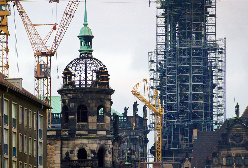 Building work, Germany