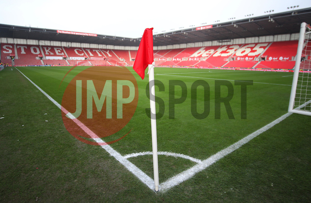 General view of the Bet365 Stadium - Mandatory by-line: Jack Phillips/JMP - 17/12/2016 - FOOTBALL - Bet365 Stadium - Stoke-on-Trent, England - Stoke City v Leicester City - Premier League