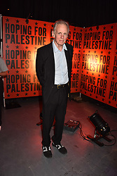 """James Fox at """"Hoping For Palestine"""" Benefit Concert For Palestinian Refugee Children held at The Roundhouse, Chalk Farm Road, England. 04 June 2018. <br /> Photo by Dominic O'Neill/SilverHub 0203 174 1069/ 07711972644 - Editors@silverhubmedia.com"""