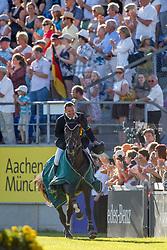 Lamaze Eric (CAN) - Hickstead<br /> CHIO Aachen 2010<br /> © Dirk Caremans