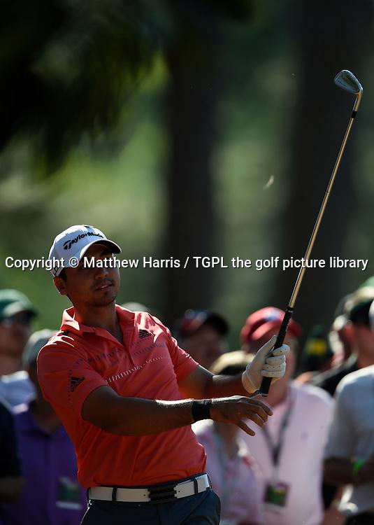 Jason DAY (AUS) during first round US Masters 2014,Augusta National,Augusta, Georgia,USA.