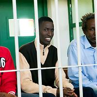 Somali processati per pirateria