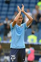 Miroslav Klose (Lazio)<br /> Roma, 18/9/2011 Stadio Olimpico<br /> Football Calcio 2011/2012 <br /> Lazio vs Genoa<br /> Campionato di calcio Serie A<br /> Foto Insidefoto Antonietta Baldassarre
