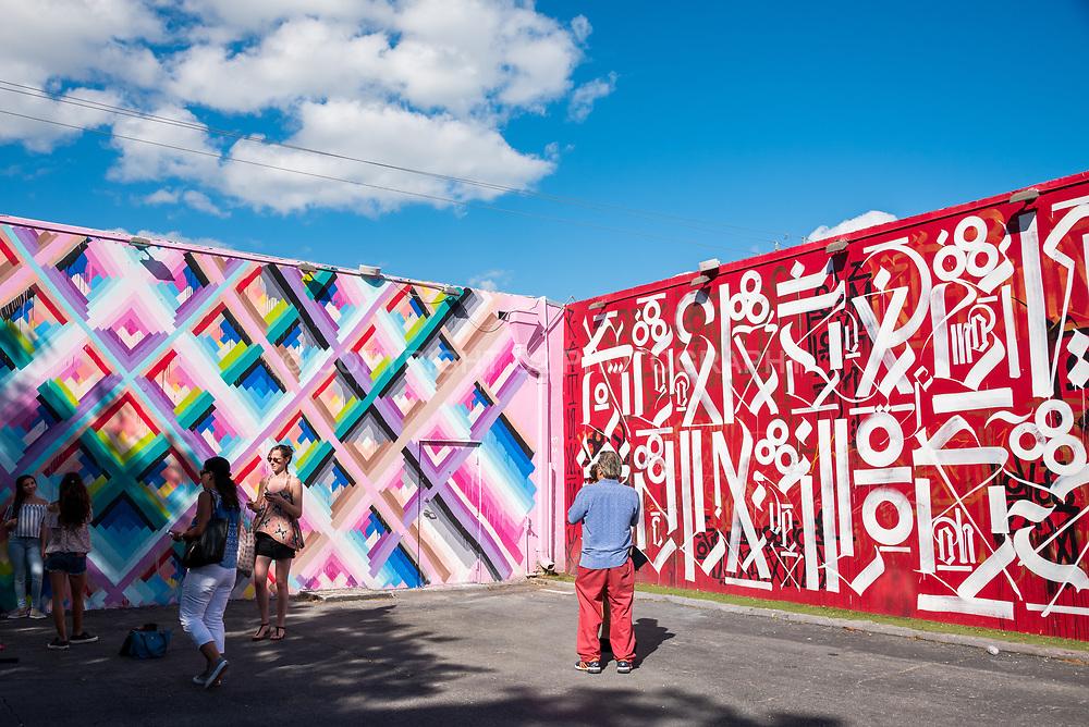 Wynwood Walls in Miami.
