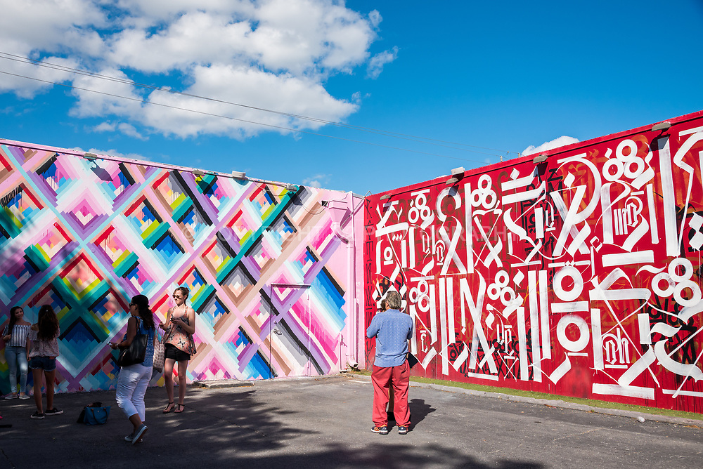 Wynwood Walls in Miami.