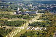 Nederland, Belgie, Genk, 27-05-2013; Koolmijn Andre Dumont - beter bekend als steenkoolmijn van Waterschei.<br /> Coalmine Andre Dumont - better known as  Waterschei pit.<br /> luchtfoto (toeslag op standaardtarieven);<br /> aerial photo (additional fee required);<br /> copyright foto/photo Siebe Swart.