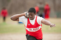 St Paul's School Track meet.  Karen Bobotas for St Paul's School