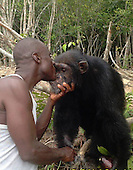 Excl: Ponso the chimp gets second chance