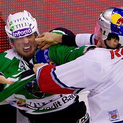 20110301: SLO, AUT, Ice Hockey - EBEL League, 56th Round