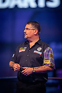 Gary Anderson (Scotland) during the William Hill World Darts Championship at Alexandra Palace, London, United Kingdom on 28 December 2020.