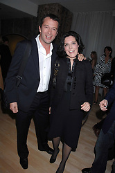 JAMES PUREFOY and SHARLEEN SPITERI at an Evening at Sanderson in Aid of CLIC Sargent held at The Sanderson Hotel, 50 Berners Street, London W1 on 15th May 2007.<br /><br />NON EXCLUSIVE - WORLD RIGHTS