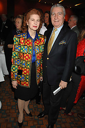 COUNT & COUNTESS FLAMBURIARI at a party for Countess Carolinda Tolstoy-Miloslavsky held at The Arts Club, 40 Dover Street, London on 15th April 2008.<br /><br />NON EXCLUSIVE - WORLD RIGHTS