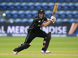 New Zealand's Luke Ronchi during the ICC Champions Trophy, Group A match at Sophia Gardens, Cardiff.