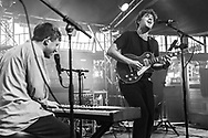 British indie-pop dup Aquilo at Haldern Pop Festival