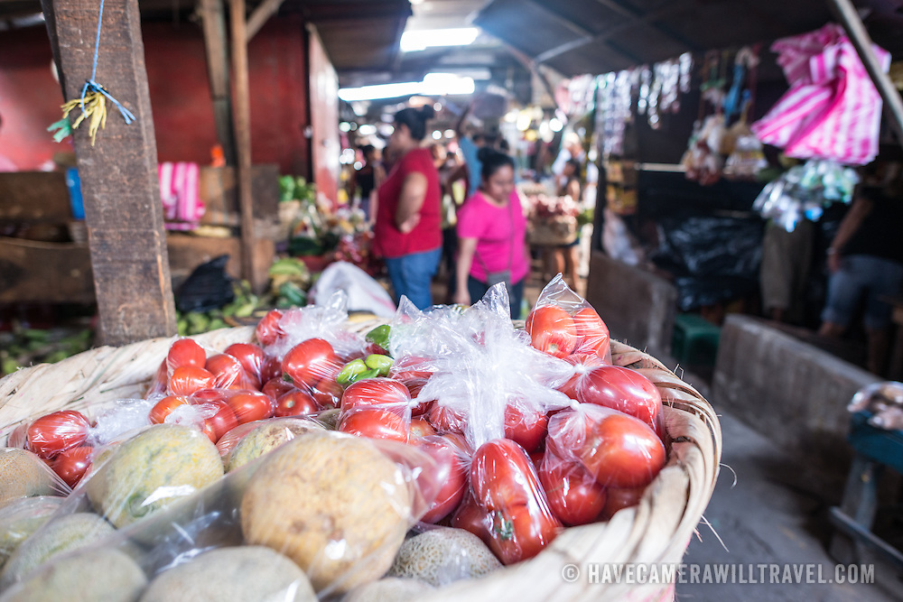 Granada's Mercado Municipal is the main city market for fresh food and is open daily.