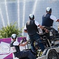22 August 2015 - Team GBR - European Championships Aachen 2015