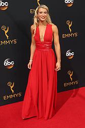 Jessie Graff  bei der Verleihung der 68. Primetime Emmy Awards in Los Angeles / 180916<br /> <br /> *** 68th Primetime Emmy Awards in Los Angeles, California on September 18th, 2016***