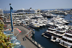 May 28, 2017 - Monte Carlo, Monaco - Motorsports: FIA Formula One World Championship 2017, Grand Prix of Monaco, .#44 Lewis Hamilton (GBR, Mercedes AMG Petronas F1 Team) (Credit Image: © Hoch Zwei via ZUMA Wire)