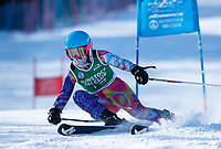 GSC Mac Cup Giant Slalom at Gunstock.   ©2021 Karen Bobotas Photographer