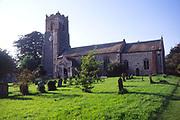 AMHK4B Church of St John the Baptist Tunstall Suffolk England