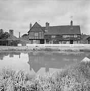 The Old Manor House and Village Pond
