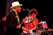 Cyril Neville & Mike Zito with Royal Southern Brotherhood Band