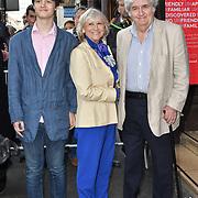 Tom Conti Arrivals at Man of La Mancha, at London Coliseum on 30 April 2019, London, UK.