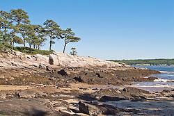 Maine Coast Maine rocky coast