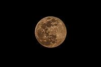 "Full ""Pink"" Moon April 2020"