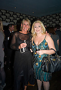 INGRID TARRANT AND VANESSA FELTZ, Bingo Lotto launch party. Soho Hotel Richmond Mews. London. 29 February 2008.  *** Local Caption *** -DO NOT ARCHIVE-© Copyright Photograph by Dafydd Jones. 248 Clapham Rd. London SW9 0PZ. Tel 0207 820 0771. www.dafjones.com.