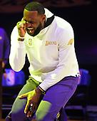 December 22, 2020 (LA): 2020 NBA Champions Ring Night Ceremony - Lakers