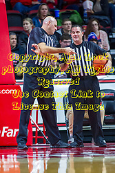 NORMAL, IL - November 29: Scott Tierney and Mike OíNeill during a college basketball game between the ISU Redbirds and the Prairie Stars of University of Illinois Springfield (UIS) on November 29 2019 at Redbird Arena in Normal, IL. (Photo by Alan Look)