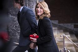 Dec. 10, 2013 - Oslo, Oslo, Norway - Actor Claire Danes arrive at Nobel Peace Prize ceremony in Oslo. (Credit Image: © Alexander Widding/ZUMAPRESS.com)