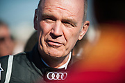 March 16, 2013: 61st Mobil 1 12 Hours of Sebring. Wolfgang Ullrich, Head of Audi Motorsport