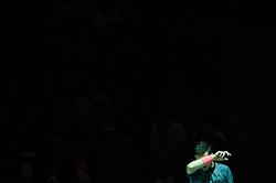 25.10.2018, Wiener Stadthalle, Wien, AUT, ATP Tour, Erste Bank Open, im Bild Dominic Thiem (AUT) // Dominic Thiem of Austria during the Erste Bank Open of ATP Tour at the Wiener Stadthalle in Wien, Austria on 2018/10/25. EXPA Pictures © 2018, PhotoCredit: EXPA/ Michael Gruber