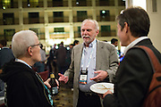 The Linux Foundation hosts its OPNFV Summit at the Hyatt Regency San Francisco Airport in Burlingame, California, on November 9, 2015. (Stan Olszewski/SOSKIphoto)