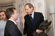 TONY CHAMBERS; SIMON DE PURY,   Wallpaper Design Awards 2012. 10 Trinity Square<br /> London,  11 January 2011.