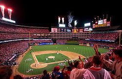 The Ballpark in Arlington, 2010