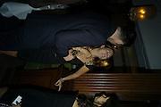 ROLAND MOURET; ALEXANDRA SHULMAN, Vogue's Celebration of Fashion Dinner in association with Creme de la Mer. the Albermarle, Browns Hotel. Albermarle st. London. 18 September 2008. *** Local Caption *** -DO NOT ARCHIVE-© Copyright Photograph by Dafydd Jones. 248 Clapham Rd. London SW9 0PZ. Tel 0207 820 0771. www.dafjones.com.