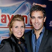 NLD/Utrecht/20121018- Premiere Speed, zwangere Jenny Smit en partner Laurens