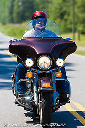 Ride from Suck, Bang, Blow in Murrells Inlet, SC to Rockingham, NC for the Smokeout 2015. USA. June 18, 2015.  Photography ©2015 Michael Lichter.