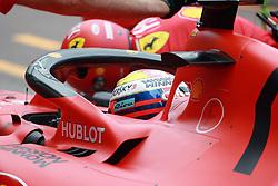 May 23, 2019 - Monte Carlo, Monaco - xa9; Photo4 / LaPresse.23/05/2019 Monte Carlo, Monaco.Sport .Grand Prix Formula One Monaco 2019.In the pic: Charles Leclerc (MON) Scuderia Ferrari SF90 (Credit Image: © Photo4/Lapresse via ZUMA Press)